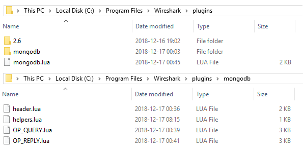 Creating a Wireshark dissector in Lua - part 5