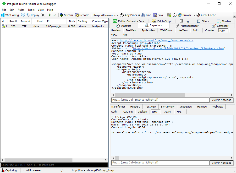 Viewing raw HTTP requests for debugging purposes | Mika's coding blog